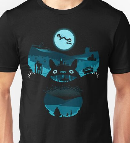 My Nighttime Friends Unisex T-Shirt