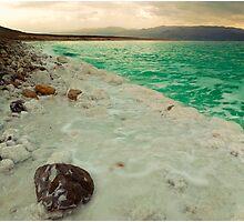 Dead Sea Photographic Print