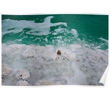 Dead Sea Contrast Poster