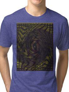 Box Elder Manitoba Maple Dwarf Star Tri-blend T-Shirt