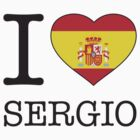 I ♥ SERGIO by eyesblau