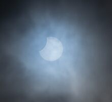 Eclipse, April 29, 2014 by Sandra Chung