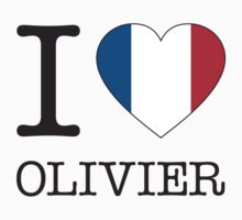 I ♥ OLIVIER by eyesblau