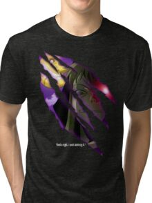 Medusa Gorgon Tri-blend T-Shirt