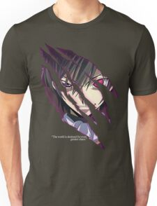 Lelouch Lamperouge Unisex T-Shirt