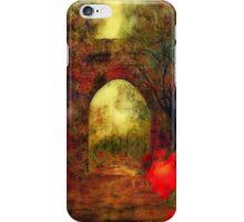 Ye olde railway bridge'... iPhone Case/Skin