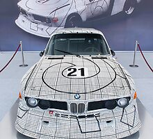 BMW Art Car by Chris Tarling