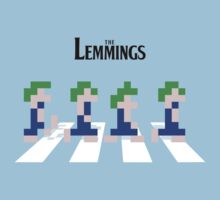 The Lemmings by Olipop