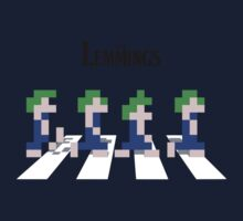The Lemmings Kids Tee