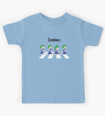 The Lemmings Kids Tee