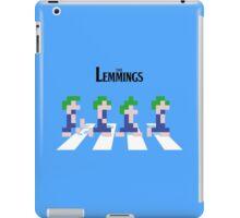 The Lemmings iPad Case/Skin