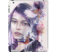 Imaginary companion iPad Case/Skin