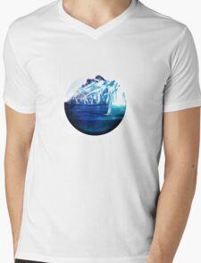 Capsule Mens V-Neck T-Shirt