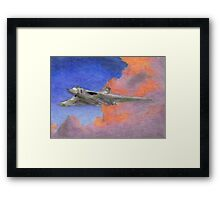 XH558 - The Spirit of Great Britain Framed Print