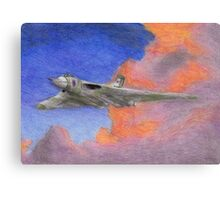 XH558 - The Spirit of Great Britain Canvas Print