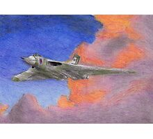 XH558 - The Spirit of Great Britain Photographic Print
