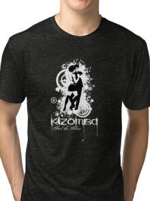 Dancing Kizomba. Feel the Flow Tri-blend T-Shirt