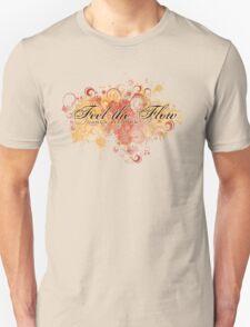 Feel the Flow. Dança kizomba Unisex T-Shirt