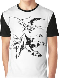 Erebor & Smaug Graphic T-Shirt