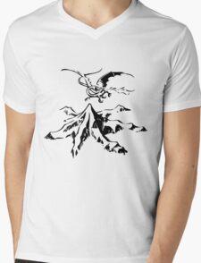 Erebor & Smaug Mens V-Neck T-Shirt