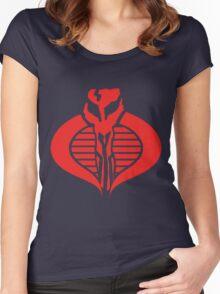 Cobra Fett Women's Fitted Scoop T-Shirt