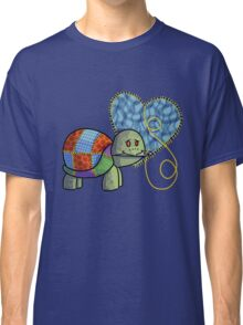 Patchy the Tortoise Classic T-Shirt