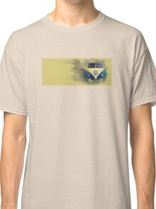 A Camper Van of Cloudy Stuff Emerges Classic T-Shirt