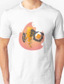 Fire Elemental  Unisex T-Shirt