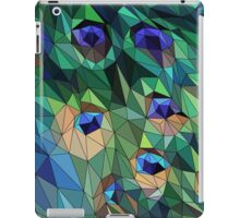 Peacock Feather Abstract iPad Case/Skin