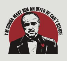 Don Vito Corleone logo 2 by Buby87