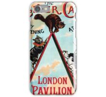 Clever Cats iPhone Case/Skin