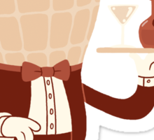 Peanut Butler Sticker