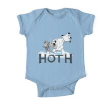 The Frozen Planet of Hoth One Piece - Short Sleeve