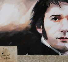 Mr. Darcy by GabrieleSabine