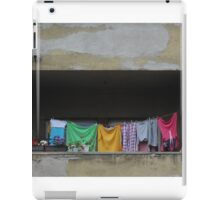A balcony iPad Case/Skin