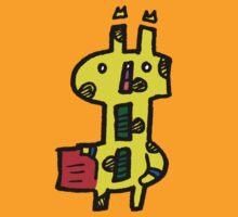 The Super Dollars-Giraffe by AlphaVava