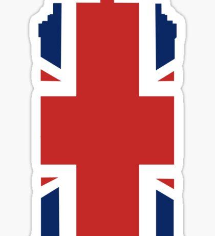 Great British Time Box Sticker