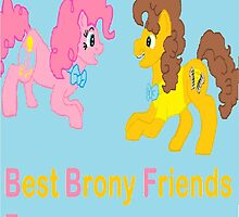 Best Brony Friends Forever  by CreativeBlossom
