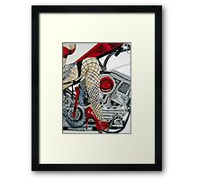 Nude 48 Framed Print