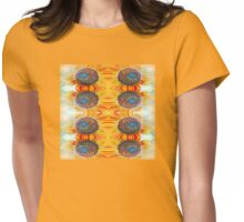 Sunflowers 9 - Design 1 Womens Fitted T-Shirt