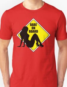 Babe on Board T-Shirt