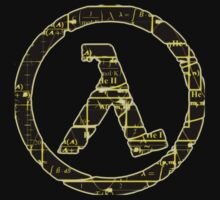 Half-Life Lambda by develo