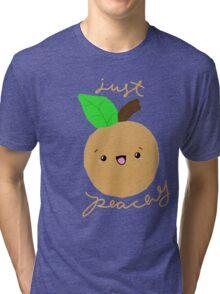Just Peachy Tri-blend T-Shirt