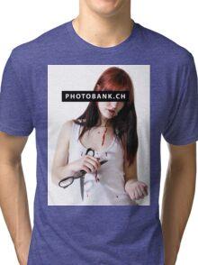 Babes suicide Tri-blend T-Shirt