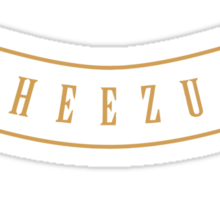 Lily Allen - Sheezus Sticker