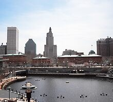 Waterplace Park - Providence, RI by hensleyc