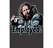 Big lebowski Philosophy 11 Photographic Print