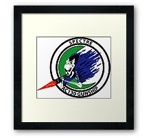 16th Special Operations Squadron AC-130 Spectre Framed Print