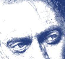 Steve Buscemi Rocks Sticker