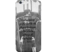 Da Vinci Skyward iPhone Case/Skin
